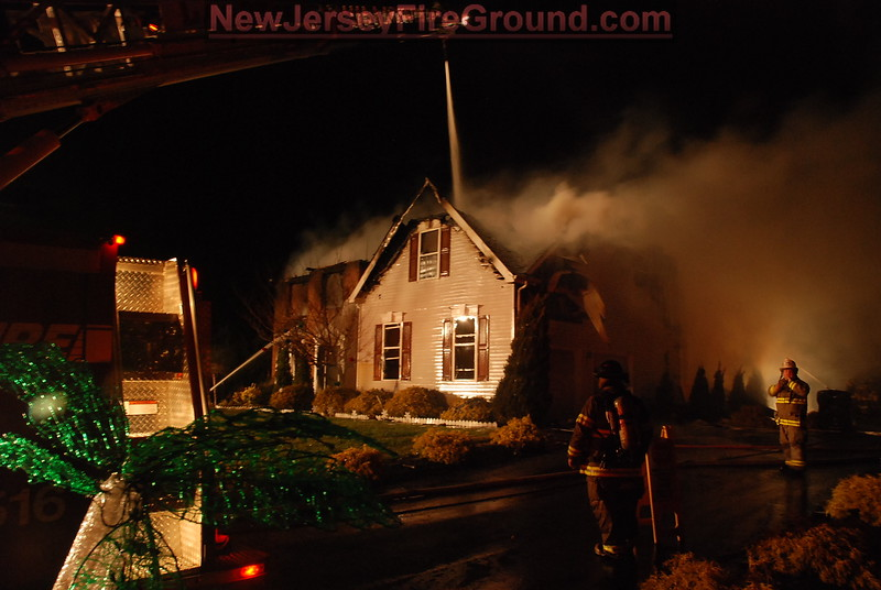 12-22-2012 (Gloucester County) WOOLWICH TWP - 134 Sherwood Drive - 2nd Alarm Dwelling