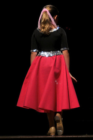 2011 Spring Dance Recital - American Bandstand