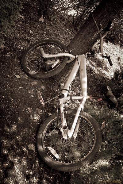 Secured Bike