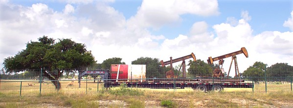 Camels and Pumpjacks