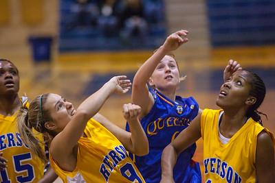 Women's Basketball - Queen's at Ryerson 20060203