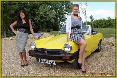Sharnbrook Hotel Classics - 30th May 2010 - Marisa & Diana
