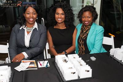 Women of Color & 100 Black Men of Charlotte @ Harvey B. Gantt Center November 17, 2016