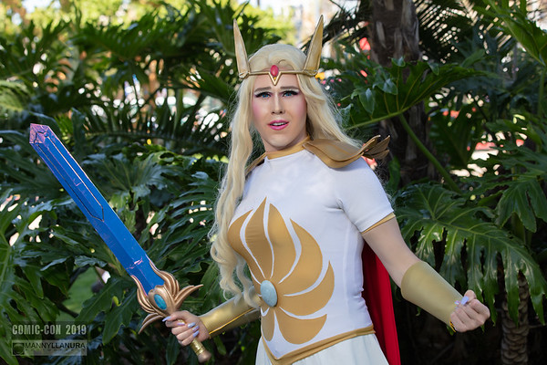 She-ra by Jimmy