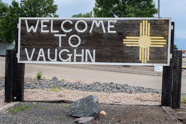 Vaughan, NM