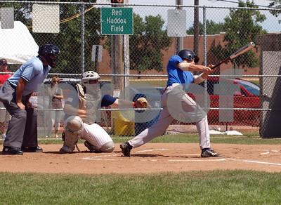 Legion Baseball -  Eastview  7-13-2009