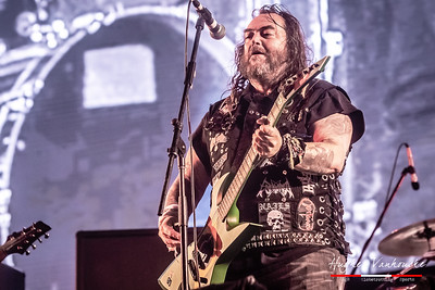 Soulfly (USA) @ Hell & Heaven Metal Fest - Foro Pegaso - Toluca - México