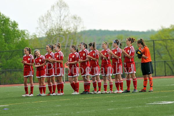 Fleetwood VS Tulpehocken Girls Soccer 2010 - 2011
