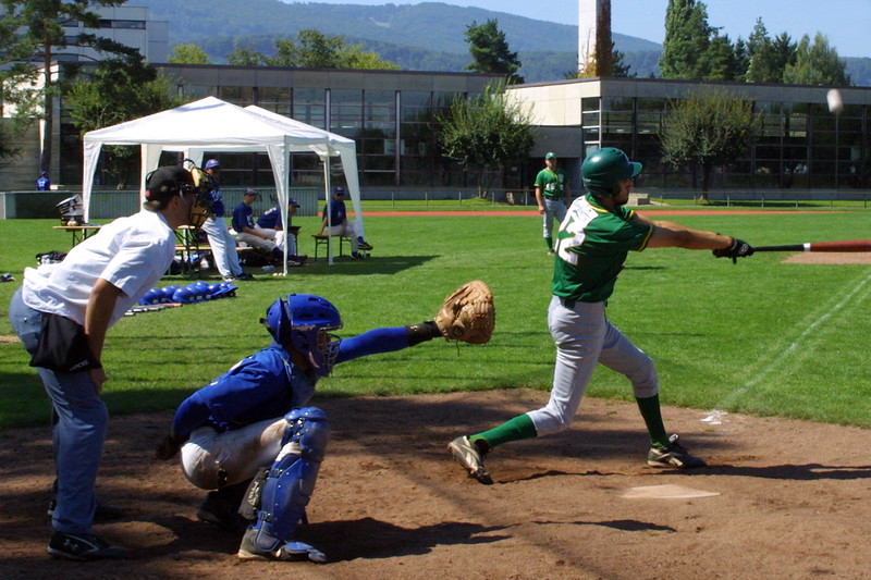Baseball NLA Therwil Flyers Saison 2007