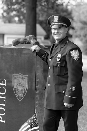 IPD Officer Portraits