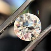 1.93 Old European Cut Diamond GIA L VS2 36