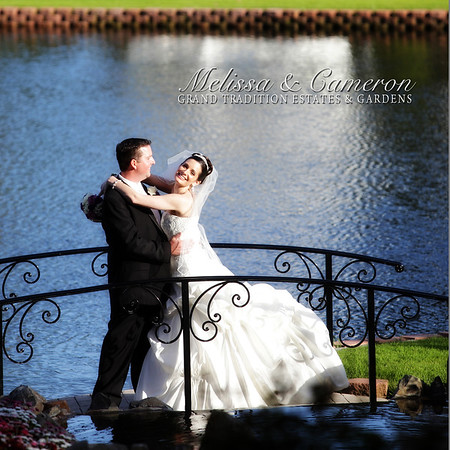 Melissa & Cameron @ The Grand Tradition