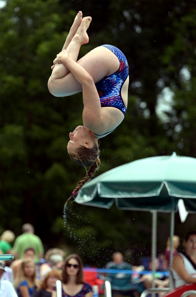 Hatfield swims against Lansdale in Buxmont season opener