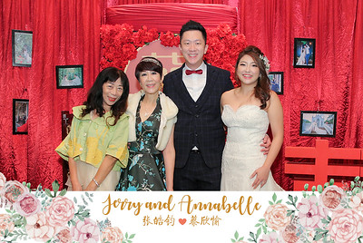 Wedding of Annabelle & Jerry