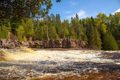 Goosebury Falls