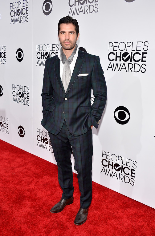 . LOS ANGELES, CA - JANUARY 08:  Actor Eduardo Verastegui attends The 40th Annual People\'s Choice Awards at Nokia Theatre L.A. Live on January 8, 2014 in Los Angeles, California.  (Photo by Frazer Harrison/Getty Images for The People\'s Choice Awards)
