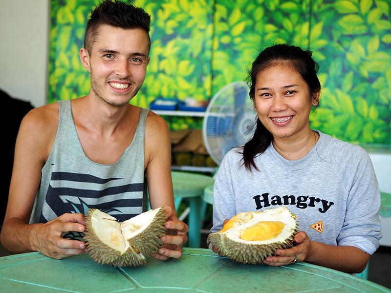 Dan-and-Sahara,-SM-Lanang-D101-durian.jpg