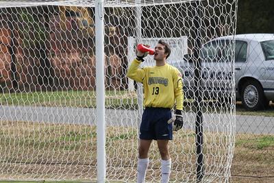 Soccer v. Winthrop - Big South Tournament
