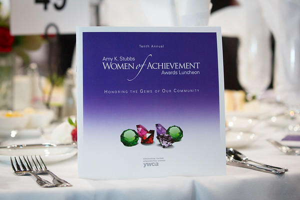 YWCA Women of Achievement Awards Luncheon