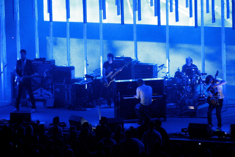 Radiohead Hollywood Bowl 08-24-08 069