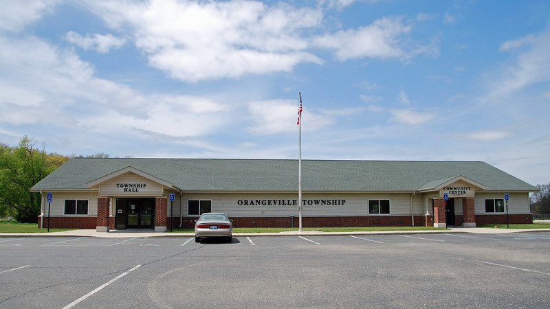 Orangeville Township Hall and Community Center