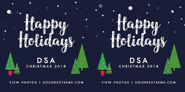DSA Holiday Party 2018
