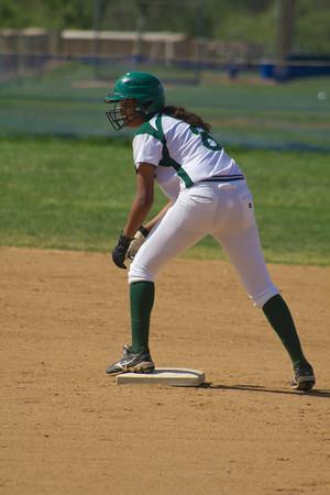 04-22-11 CMHS Softball at University
