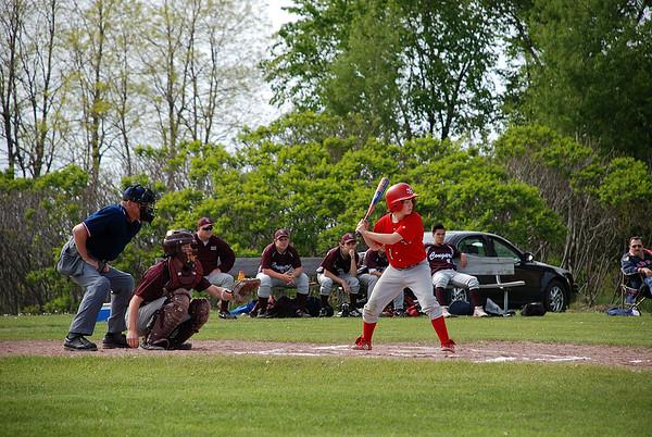 2009 SLHS JV Baseball - May 26 at Northeast Clinton