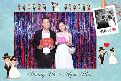 Wedding - Hoang Vu & Ngoc Mai