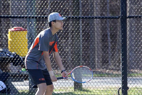 Varsity Tennis v Fishburne Military School