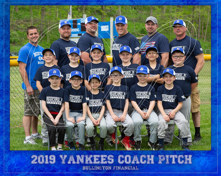 Eichelberger Coach Pitch Yankees
