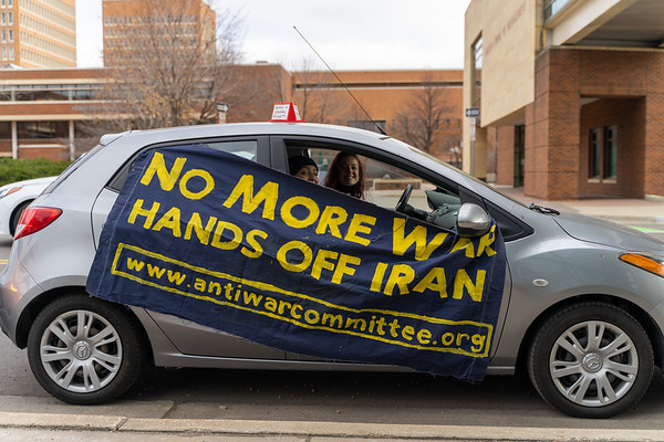 2020 12 12 Human Rights Day Car Caravan Protest