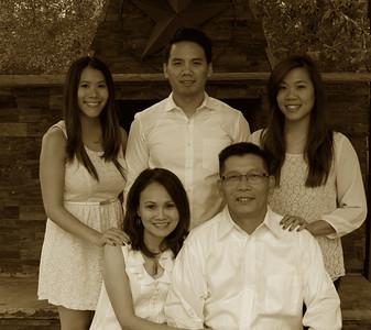 Nguyen Family Photos