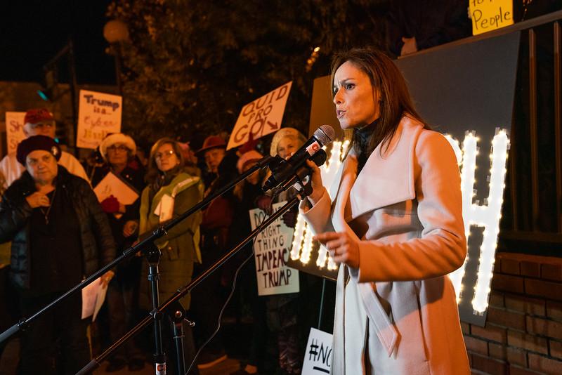 Former DOJ Attorney Anna Pletcher - San Rafael California 17 December 2019