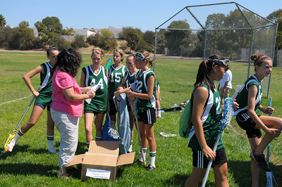 Girls Junior Lacrosse of Poway 2009 Fall Season