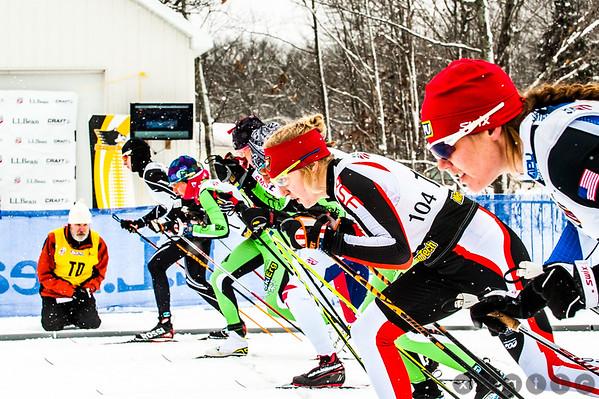 2016 - NordicNats - Classic Sprint - Men/Women