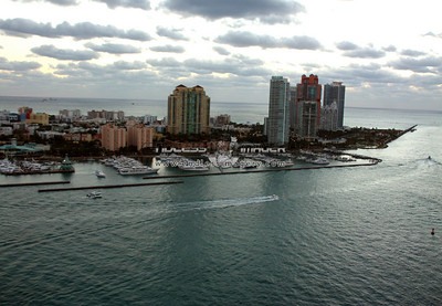 2009 ABC/WDS Billfish Challenge - Hillsboro to Miami Morning Aerials