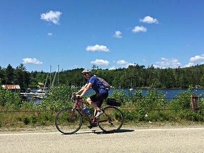 Canada: Nova Scotia South Shore and Fundy Bike