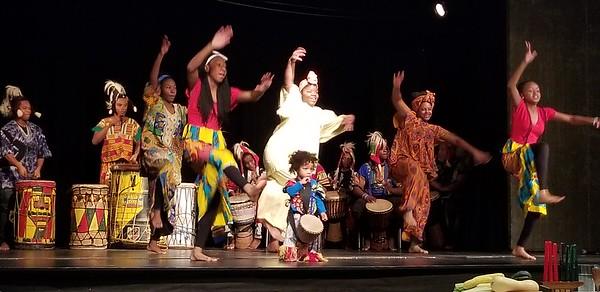 Kwanzaa Celebration - Black Heritage Parents Group