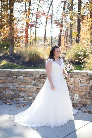 Allison + David Wedding