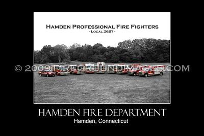 Hamden Fire Department (Hamden, Ct) 10/15/09