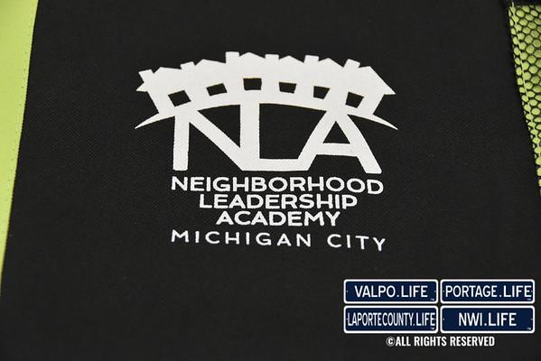 Michigan City Neighborhood Leadership Academy 2020