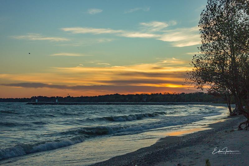 Late Sunset 1