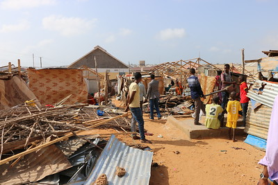 Somalia Evictions 2018