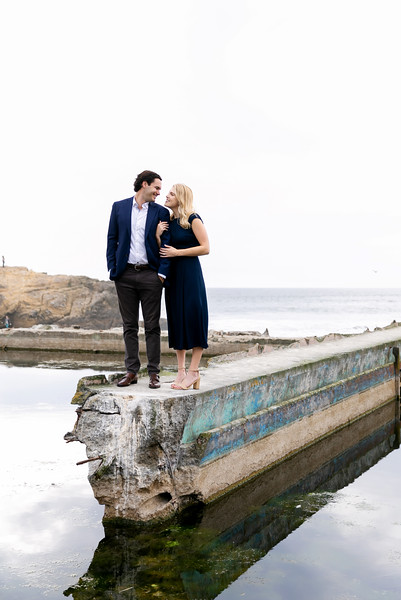 July 27, 2018 - Sarah Bohannon and Jason Lowenthal