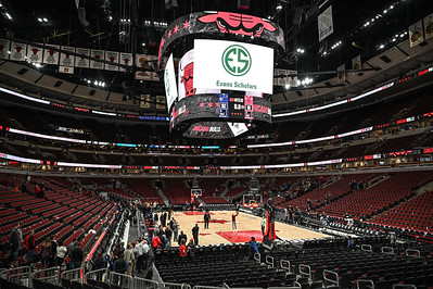 2019 Chicago Bulls Friends and Family Night