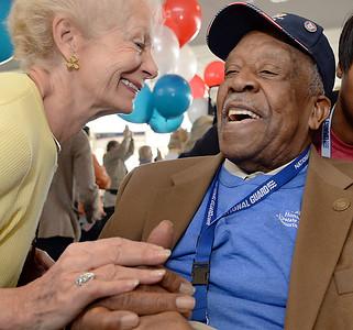 Honor Flight Upstate Veterans