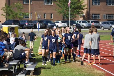 Varsity Girls' Soccer 2018