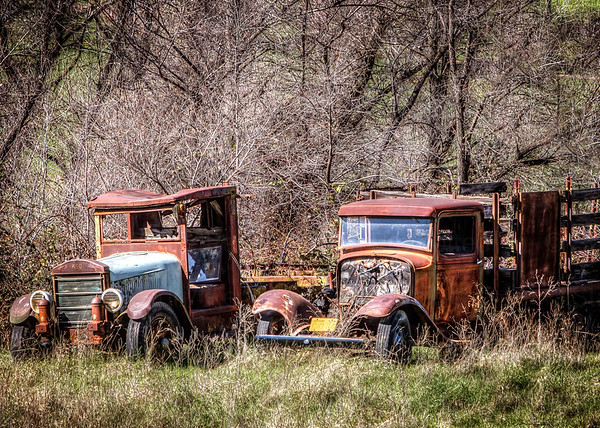 Barns and Ol Trucks