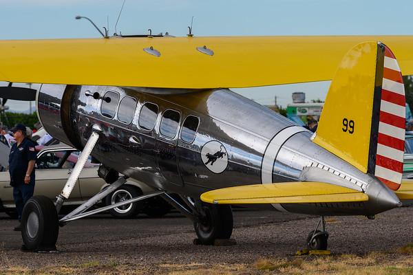 2020 October Wings and Wheels - Mesa